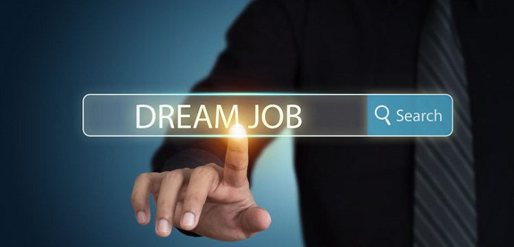 find your next dream job