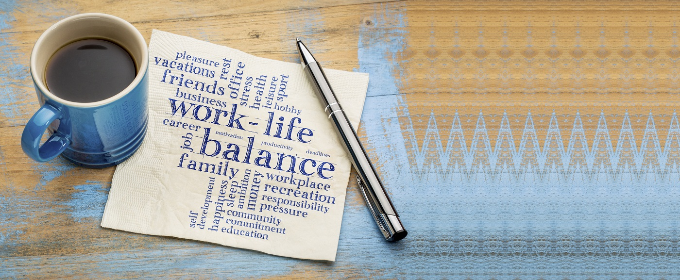 Comprehensive Benefits Program for Achieving Work Life Balance