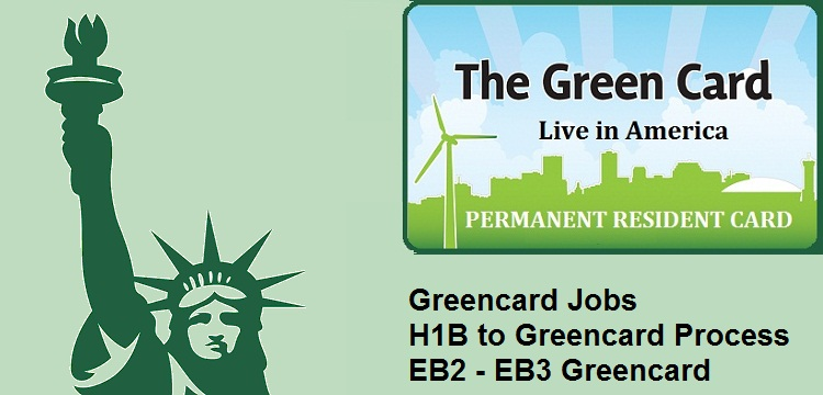Greencard through employment